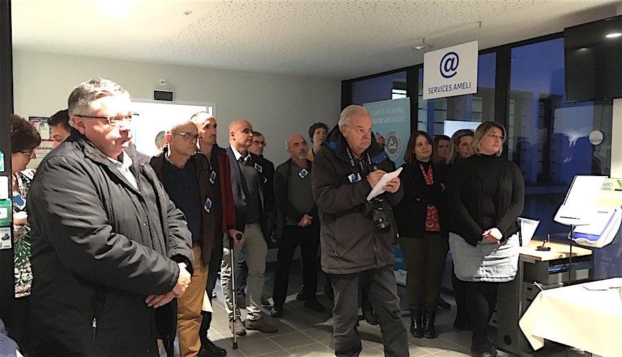 Deux nouveaux Centres d'Examens de Santé pour la CPAM à Lavelanet et Saint-Girons - Azinat.com TV