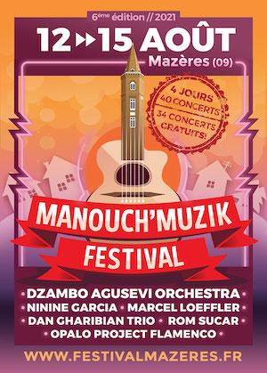 Manouch Festival